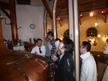 夜の懇親会は、地元の「安城デンビール」にて。地ビールの製造工程を説明をしていただきました。